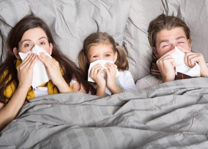 gripp kak lechit v domashnih usloviyah